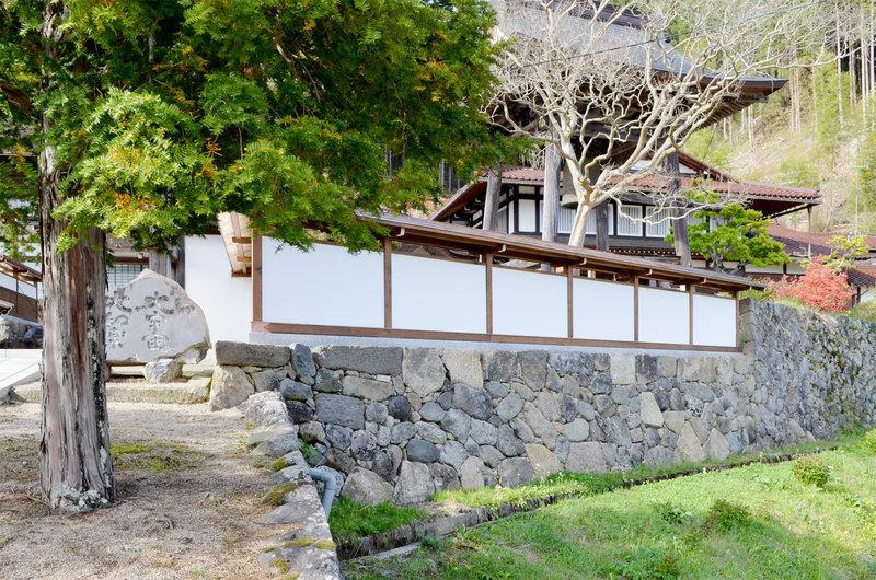 正宗寺塀 新築工事